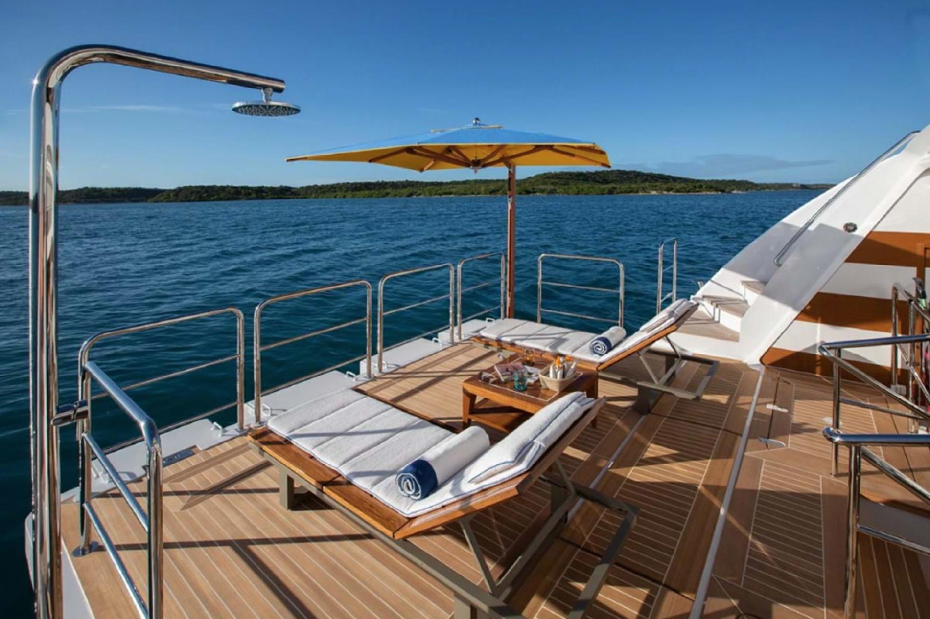 SKYLER - Luxury Motor Yacht For Charter - Exterior Design - Img 1 | C&N