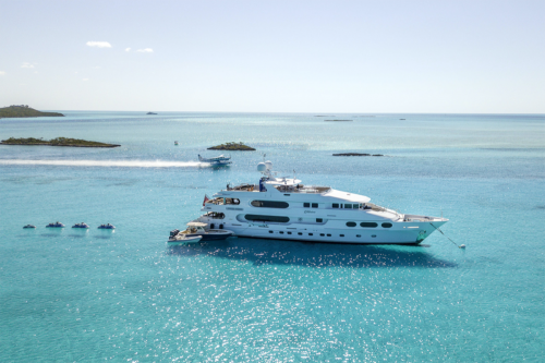 MILESTONE - Luxury Motor Yacht for Charter | C&N