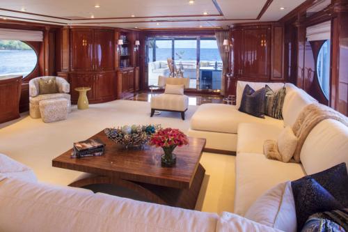 MILESTONE - Luxury Motor Yacht For Charter - Interior Design - Img 4   C&N