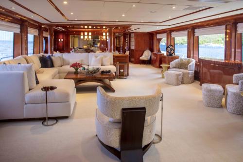 MILESTONE - Luxury Motor Yacht For Charter - Interior Design - Img 1   C&N