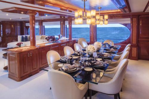 MILESTONE - Luxury Motor Yacht For Charter - Interior Design - Img 5   C&N