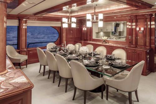MILESTONE - Luxury Motor Yacht For Charter - Interior Design - Img 2   C&N
