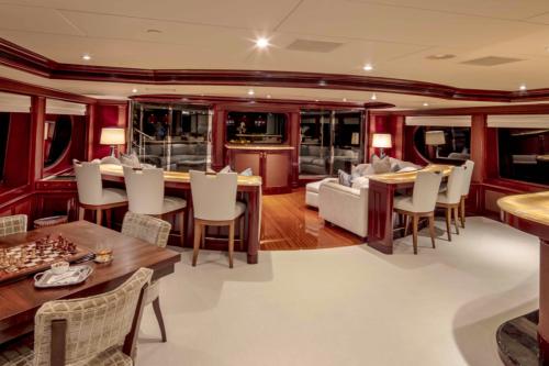 MILESTONE - Luxury Motor Yacht For Charter - Interior Design - Img 3   C&N