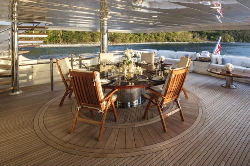 MILESTONE - Luxury Motor Yacht For Charter - Exterior Design - Img 2   C&N