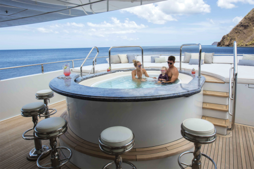 MILESTONE - Luxury Motor Yacht For Charter - Exterior Design - Img 3   C&N