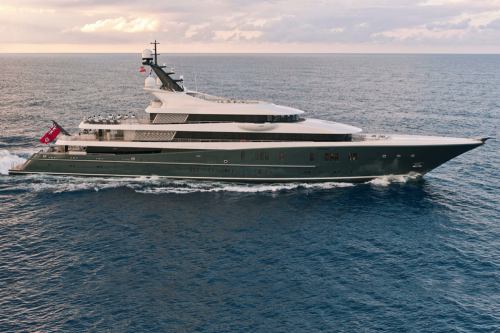 PHOENIX II - Luxury Motor Yacht for Charter | C&N