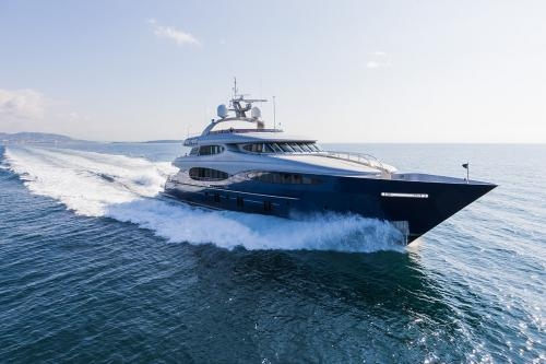 VULCAN 46M - Luxury Motor Yacht for Sale | C&N