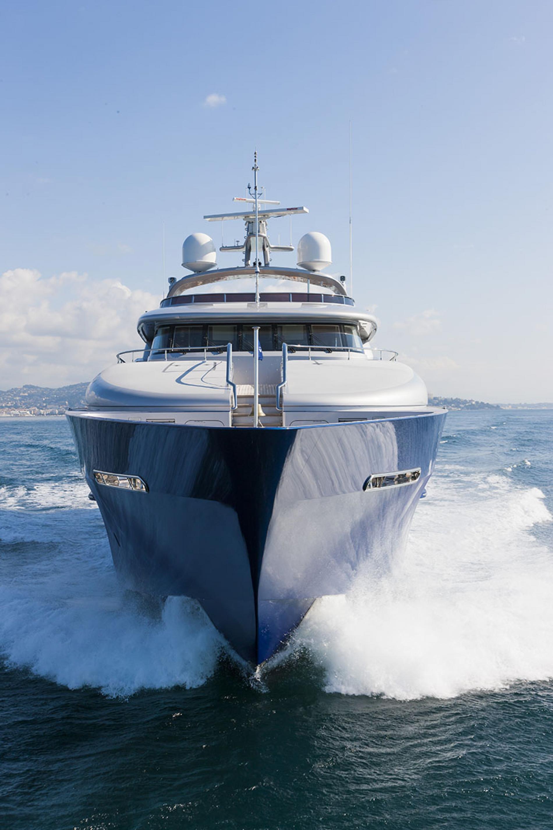 VULCAN 46M - Luxury Motor Yacht For Sale - Exterior Design - Img 1 | C&N