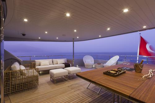 VULCAN 46M - Luxury Motor Yacht For Sale - Exterior Design - Img 2 | C&N