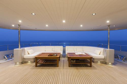 VULCAN 46M - Luxury Motor Yacht For Sale - Exterior Design - Img 3 | C&N