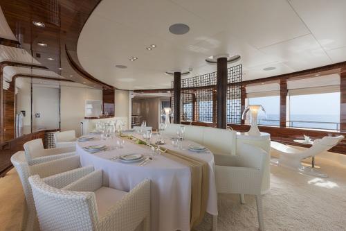 VULCAN 46M - Luxury Motor Yacht For Sale - Interior Design - Img 2 | C&N