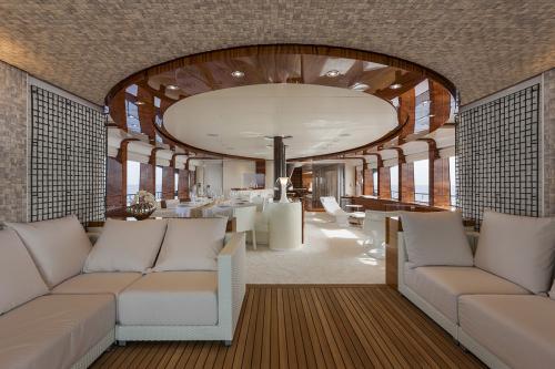 VULCAN 46M - Luxury Motor Yacht For Sale - Interior Design - Img 5 | C&N