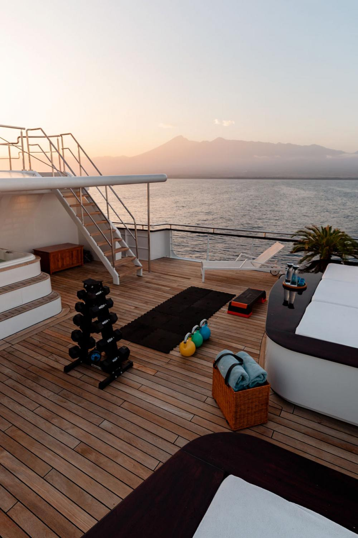 Francesco Galli Zugaro, luxury yacht pioneer - Lifestyle - Img 2 | C&N