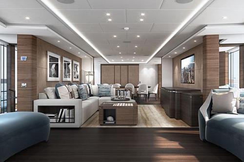 ELA - Luxury Motor Yacht For Sale - Interior Design - Img 1 | C&N