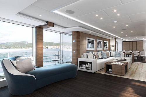 ELA - Luxury Motor Yacht For Sale - Interior Design - Img 2 | C&N