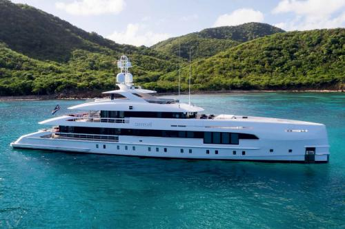 PROJECT ALTEA - Luxury Motor Yacht for Sale | C&N