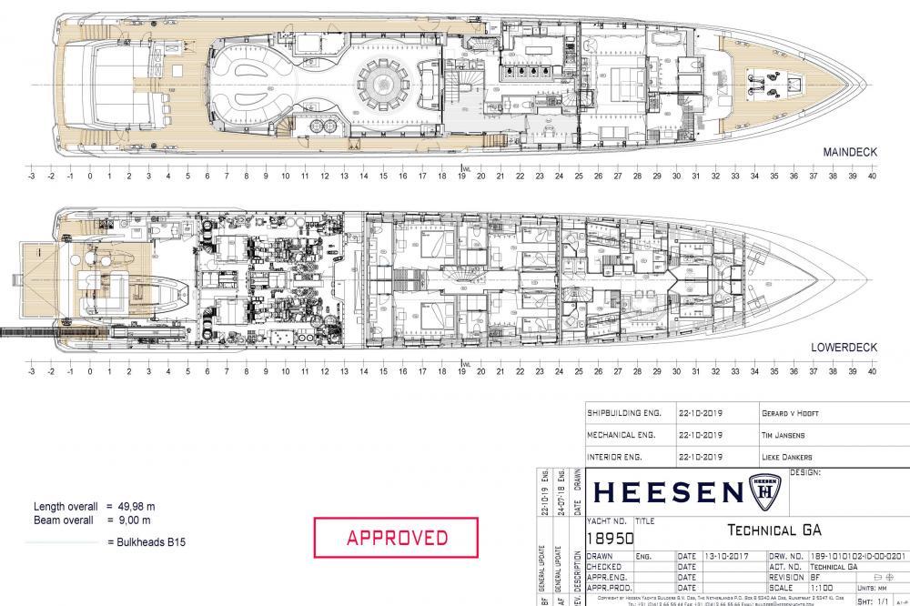 AQUAMARINE - Luxury Motor Yacht For Sale -  - Img 4 | C&N