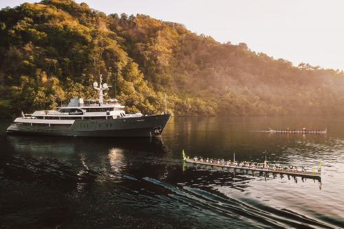 AQUA BLU - Luxury Motor Yacht For Charter - Exterior Design - Img 2 | C&N