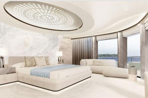 SYNTHESIS - Luxury Motor Yacht For Sale - Interior Design - Img 2 | C&N