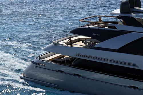 FIFTY - Luxury Motor Yacht For Sale - Exterior Design - Img 3   C&N