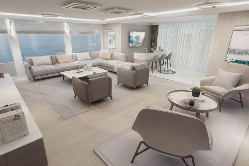 EXPLORER ICE CLASS - Luxury Motor Yacht For Sale - Interior Design - Img 1 | C&N
