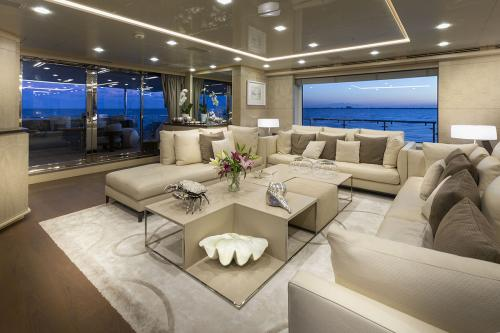 DELIBERATELY LUCKY - Luxury Motor Yacht For Sale - Interior Design - Img 1   C&N