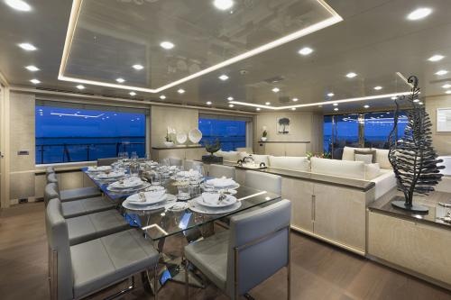 DELIBERATELY LUCKY - Luxury Motor Yacht For Sale - Interior Design - Img 2   C&N