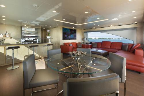 DELIBERATELY LUCKY - Luxury Motor Yacht For Sale - Interior Design - Img 3   C&N