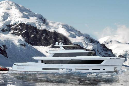 EXPLORER ICE CLASS - Luxury Motor Yacht for Sale | C&N