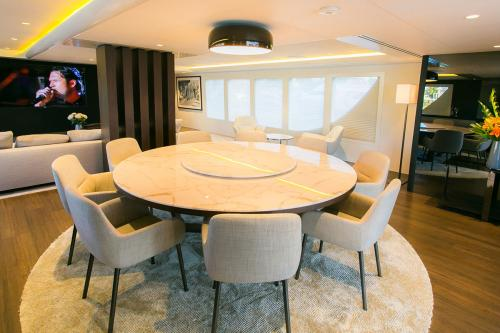 SAHANA - Luxury Motor Yacht For Charter - Interior Design - Img 3 | C&N