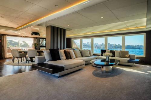 SAHANA - Luxury Motor Yacht For Charter - Interior Design - Img 1 | C&N