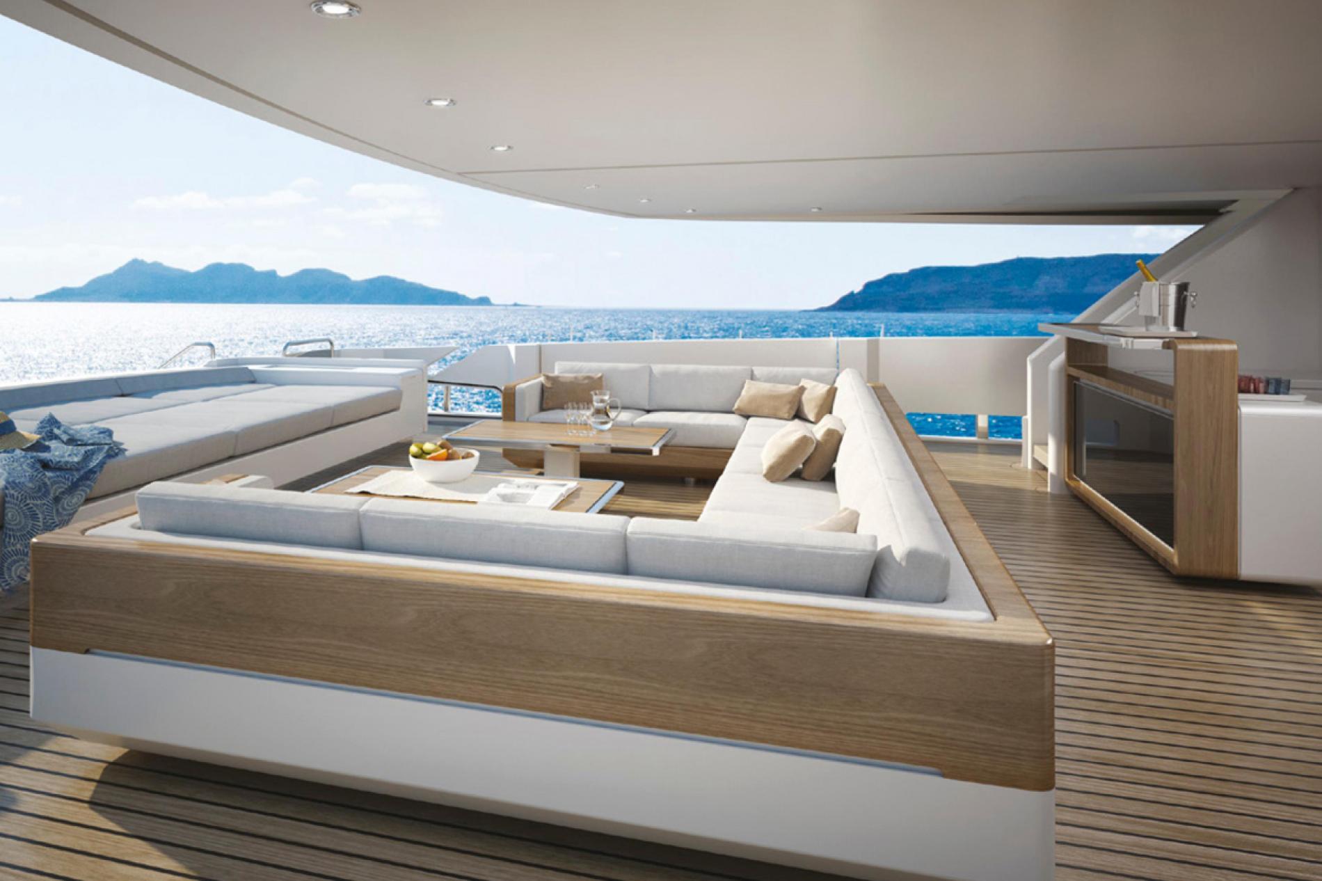 TANKOA S501 #4 - Luxury Motor Yacht For Sale - Exterior Design - Img 1 | C&N