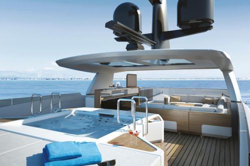 TANKOA S501 #4 - Luxury Motor Yacht For Sale - Exterior Design - Img 3 | C&N