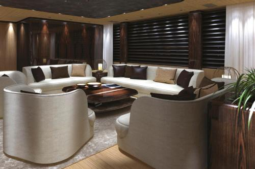 TANKOA S501 #4 - Luxury Motor Yacht For Sale - Interior Design - Img 2 | C&N