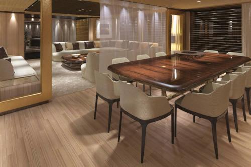 TANKOA S501 #4 - Luxury Motor Yacht For Sale - Interior Design - Img 3 | C&N