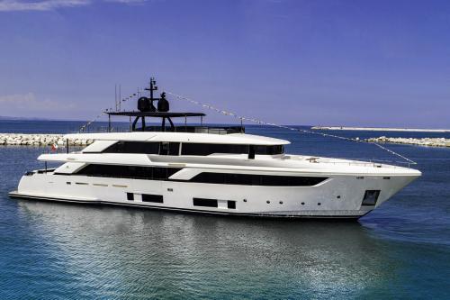 NAVETTA 42 #7 - Luxury Motor Yacht for Sale | C&N