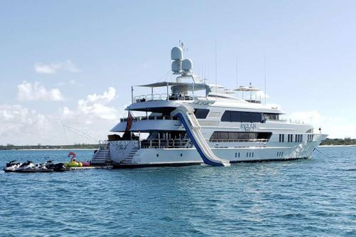 OCEAN CLUB - Luxury Motor Yacht for Charter | C&N