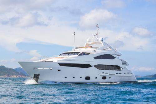 RHINE - Luxury Motor Yacht For Sale - Exterior Design - Img 2 | C&N