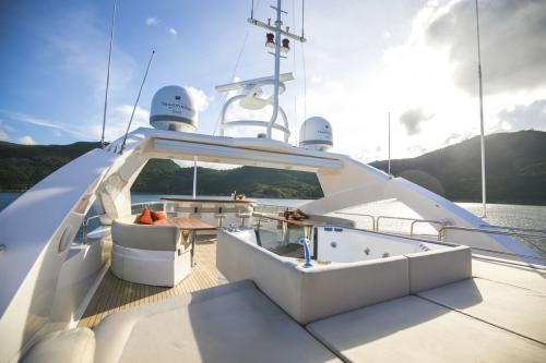 RHINE - Luxury Motor Yacht For Sale - Exterior Design - Img 3 | C&N