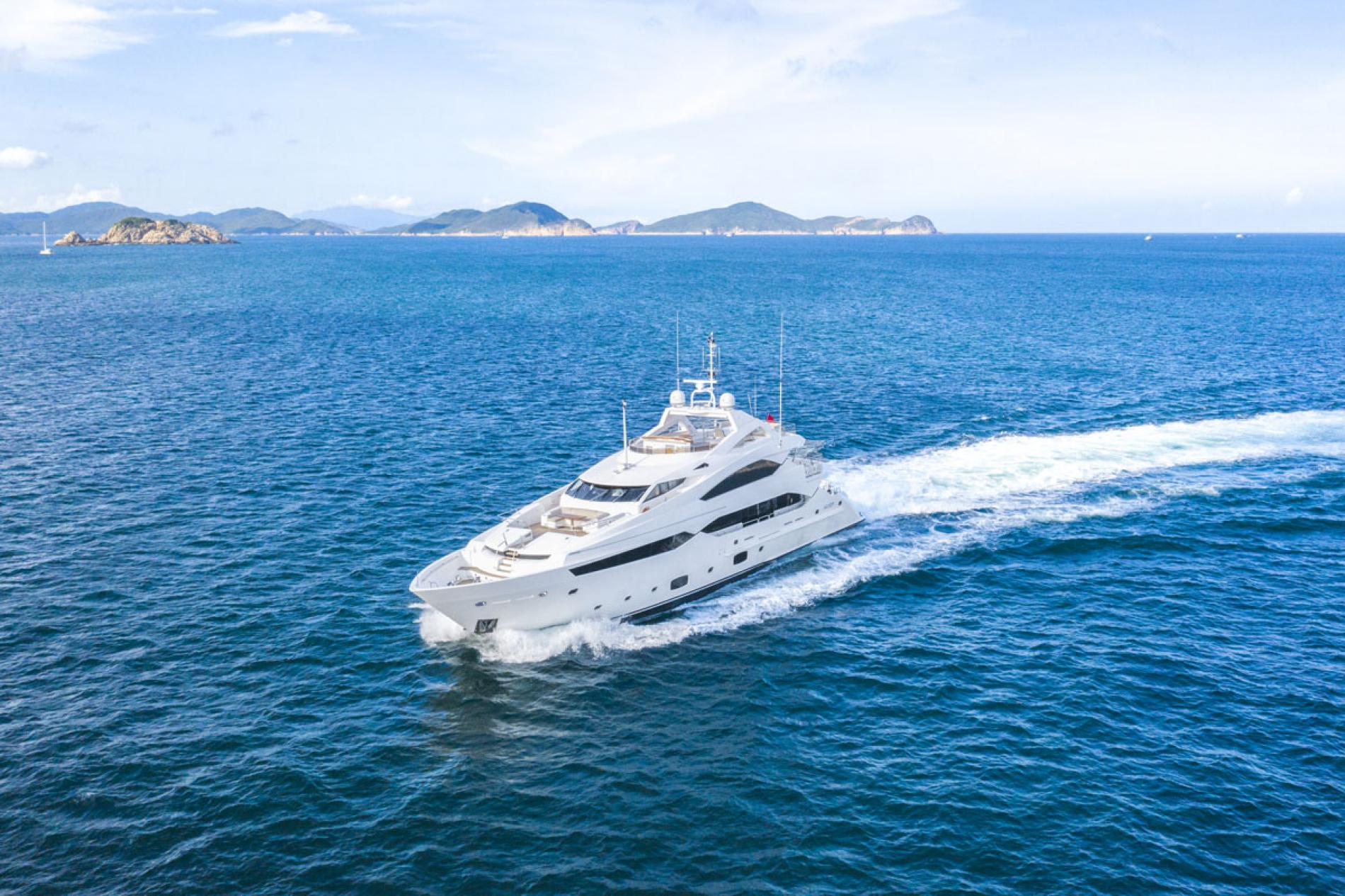 RHINE - Luxury Motor Yacht For Sale - Exterior Design - Img 1 | C&N