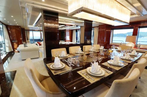 RHINE - Luxury Motor Yacht For Sale - Interior Design - Img 4   C&N