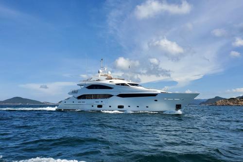 RHINE - Luxury Motor Yacht for Sale | C&N