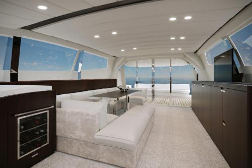 ATTITUDE - Luxury Motor Yacht For Sale - Interior Design - Img 3 | C&N
