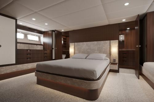 ATTITUDE - Luxury Motor Yacht For Sale - Interior Design - Img 4 | C&N