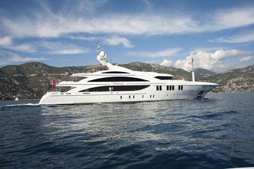 ANDREAS L - Luxury Motor Yacht for Charter | C&N