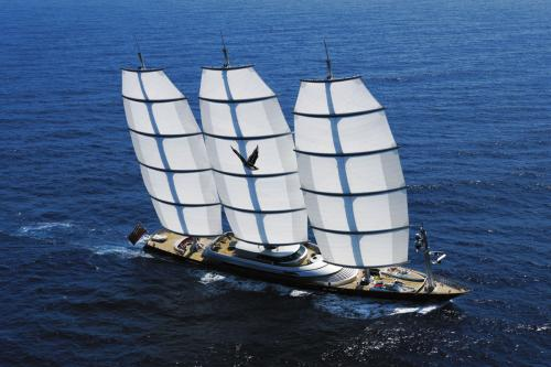 MALTESE FALCON - Luxury Sailing Yacht for Charter | C&N