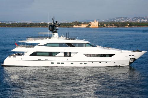 SUD - Luxury Motor Yacht for Charter   C&N