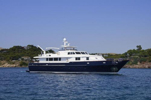 Karma - Luxury Motor Yacht for Sale | C&N