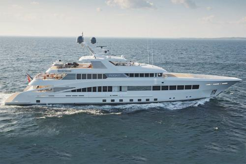 ROCK.IT - Luxury Motor Yacht for Charter | C&N