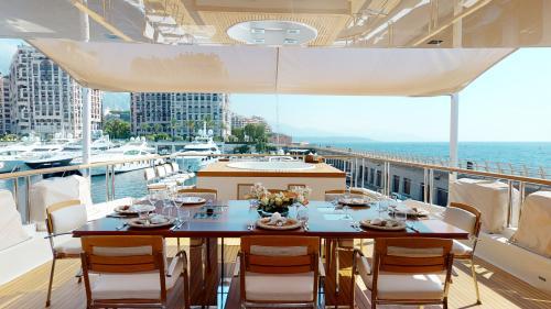 LA PELLEGRINA 1 - Luxury Motor Yacht For Sale - Exterior Design - Img 2 | C&N